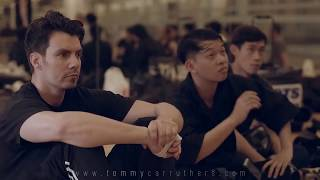 Tommy Carruthers Jeet Kune Do Seminar in Singapore 2017