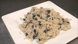 How To Make Jamaican Rice And Peas (Beans)