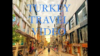 Turkey Travel Vlog 2018