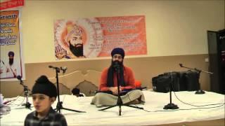 Sri Dasam Granth Sehaj Paat Bhog 2013 - Katha Bhai Kuljeet Singh