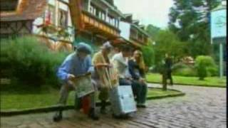 Os Velhinhos Se Divertem | Programa Silvio Santos