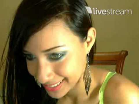 www gamertiesto com Twitcam Catherine Olivero 27 11 2012