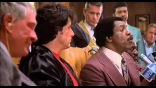 Rocky II (1979) - Press Conference   HD