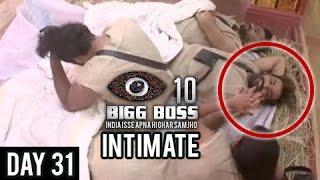 Mona & Manu SLEEP Together | Bigg Boss 10 | 16th November 2016 | Full Episode Update | Day 31