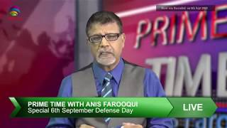 Prime Time Special - 6th September Defense Day