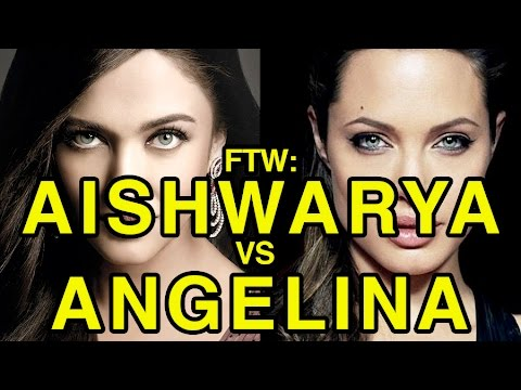 For The Win: Aishwarya Rai vs Angelina Jolie (HINDI SUB)