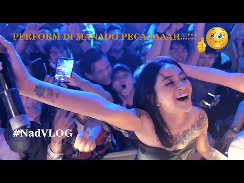 Xxx Mp4 NADIA ZERLINDA Perform Corner Club Manado NadVlog 3gp Sex
