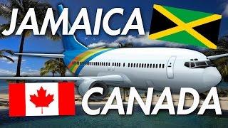 MOVING VLOG: Jamaica to Canada!