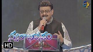 Nuvvenaa Song   SP Balu Performance   Swarabhishekam   19th November 2017  ETV  Telugu