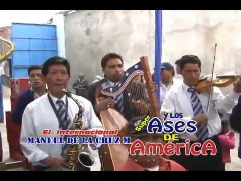 Jesús Anglas tocando Huaylas