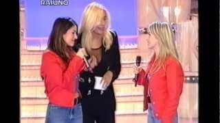 Amici Come Prima - Paola&Chiara@Domenica In 1997