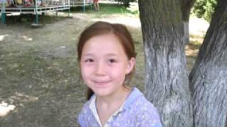 Bishkek 2009 Selena is the cutest kyrgyz girl