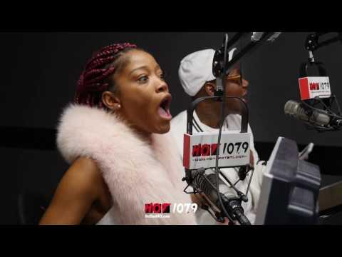 watch Keke Palmer Explains Why She Hates Rihanna Comparisons