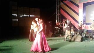 Som Chatterjer contai show with Indrani Halder