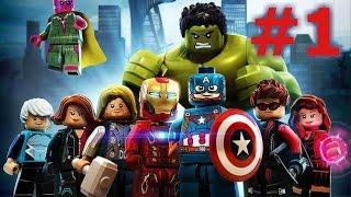 Lego Marvel's Avengers ไทย ตอน 1 - โลกิปรากฏกาย