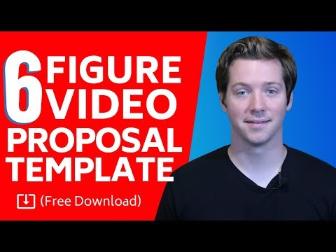 Xxx Mp4 The Actual Proposal We Use To Sell Six Figure Video Projects FREE DOWNLOAD 3gp Sex