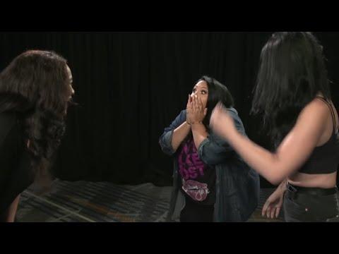 Xxx Mp4 Paige And Nia Jax Surprise Total Divas Fans 3gp Sex