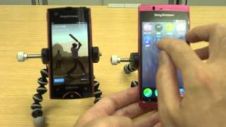 Firefox OS on Xperia arc and Xperia ray