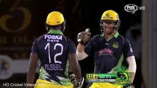 Fifty | Andre Russell Fastest Fifty | 62 off 27 balls HD