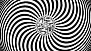 Seriously Trippy Eye Trick Optical Illusion