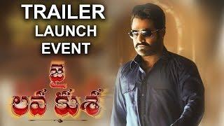 Jai Lava Kusa Theatrical Trailer Event - NTR, Nandamuri Kalyan Ram | Raashi , Nivetha | Bobby