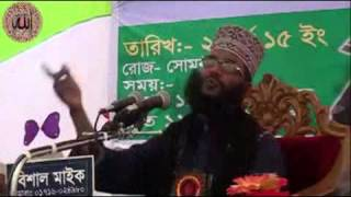 Hazrat Maulana Abdul Malik Islahee Bagla2015 Waz Mahfil 1 / 7 Disk part 7