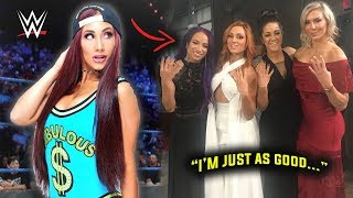 Carmella Calls Out The Entire WWE Locker Room in a VERY SURPRISING WAY - WWE