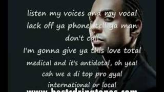 Sean Paul - So Fine with lyrics (HQ Official vid)