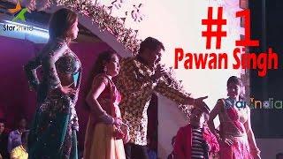 #1 Pawan Singh NEW Stage Show Best Bhojpuri UP Coming Heroin