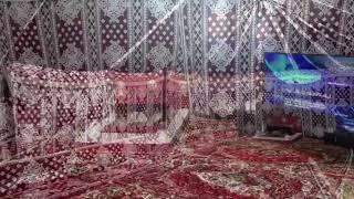 مخيم الديم للإيجار - تبوك طريق ضباء