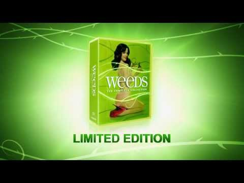 WEEDS THE COMPLETE COLLECTION BLU RAY & DIGITAL HD ULTRAVIOLET