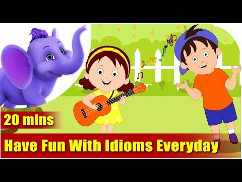 watch Have fun with idioms everyday