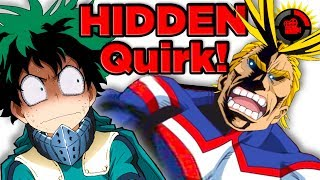 Film Theory: My Hero Academia - All Might