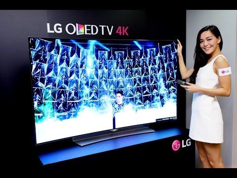 4K電視再進化 LG CURVED 4K HDR OLED TV -hogar.hk