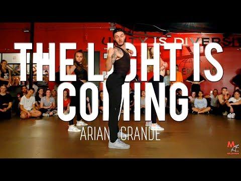 Ariana Grande - the light is coming ft. Nicki Minaj   Hamilton Evans Choreography