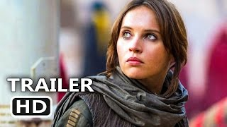 STAR WARS Rogue One Official Blu-Ray Trailer (2017) Action, Sci-Fi Movie HD