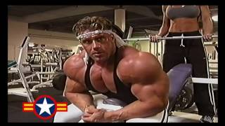 Jay Cutler   Bodybuilding Motivation   Training Legs, Chest & Arms For 1999 Mr Olympia
