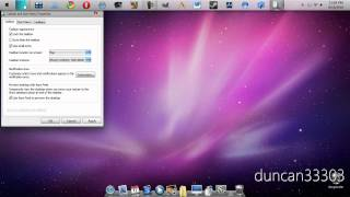 Make Windows Vista and 7 Look Like Mac OS X Snow Leopard