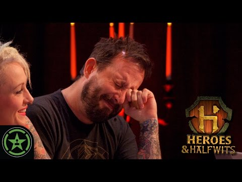 The Search for the Spy Master - Heroes & Halfwits #21