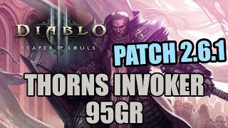 Diablo 3 [Patch 2.6.1 PTR] - Thorns Invoker 95GR