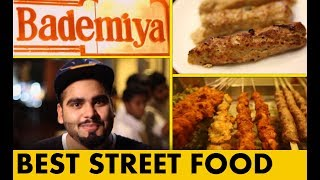 Best Street Food of India | Bademiya in Mumbai | Eat Seekh Kebab, Baida Roti