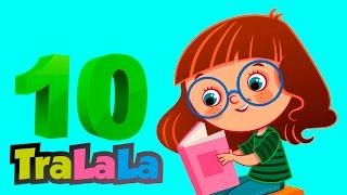 De la 1 până la 10 - Cântece pentru copii | TraLaLa