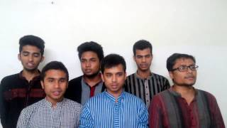 BD NATIONAL ANTHEM BY THE STUDENTS OF ACCA- (P@GOLs_THE_MENTALs)