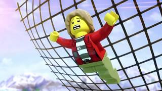LEGO City - Mountain Police Madness PART ONE! - Minimovie