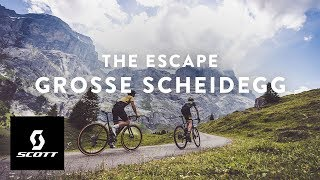 The Escape – Grosse Scheidegg