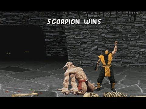 Xxx Mp4 Mortal Kombat 1 Remake Scorpion HD Full Playthrough 3gp Sex