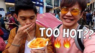 #4 Une journée à Séoul pour 30000 wons - Street food à Myeongdong