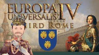Europa Universalis 4 | Third Rome | Dalmatia | Custom Nation | Part 32