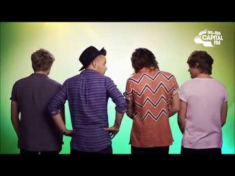 One Direction Booty Shaking