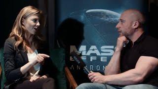Natalie Dormer Interview - Voicing Mass Effect Andromeda